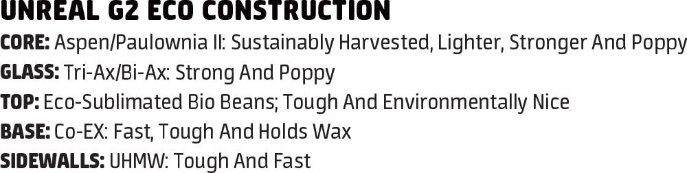 GNU Unreal G2 Eco Construction